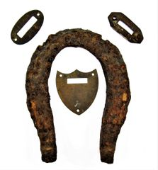 Cavalry Saddle Artifacts