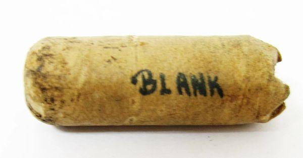 Musket Blank