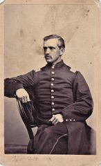 Charles W. Burgess, Massachusetts 8th and 30th Infantry