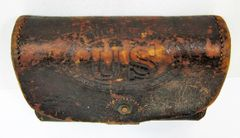 Civil War Mann's Patent Cartridge Box