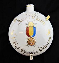 "Porcelain Veteran's Canteen ""Hancock's Veterans"""