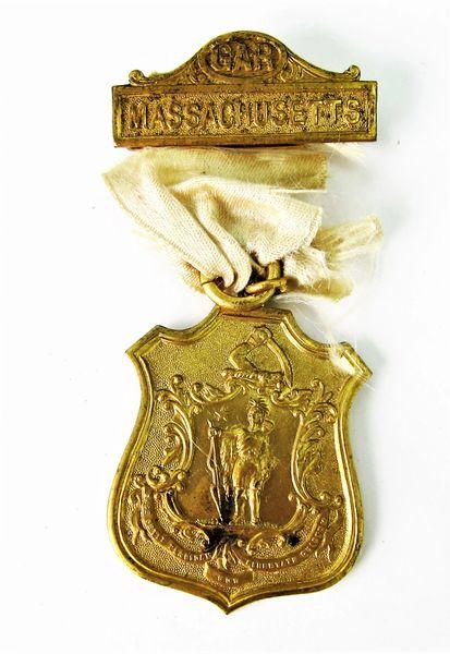 Massachusetts G.A.R. Medal