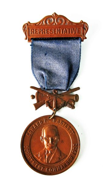 27th Annual Encampment Department of Illinois Medal