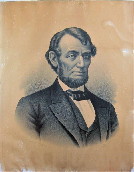 Abraham Lincoln by Kurtz and Allison