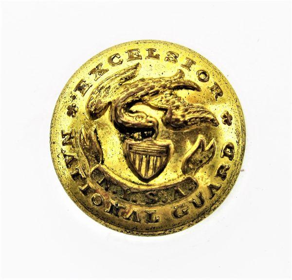 National Guard Button New York State Artillery
