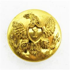 Federal Infantry Hat or Cuff Button