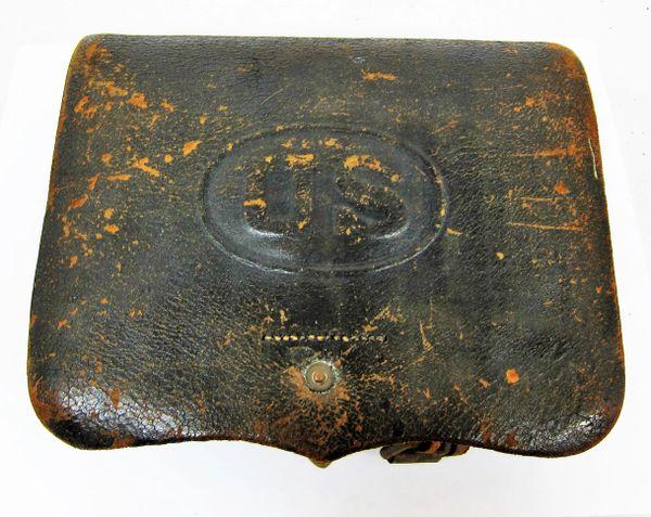Civil War Model 1864 Cartridge Box