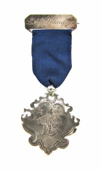 Civil War Identified Officer's Service Medal of Lt. Alexander Gardner 88th PA Infantry / On-hold