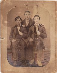 Albumen Photograph of Members of the 7th PA Reserve / On-hold