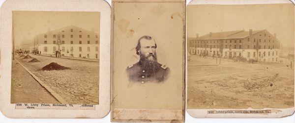 CDV of Lieut. Joseph Kerin, 6th U.S. Cavalry