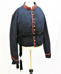 Identified Mounted Infantry Shell Jacket