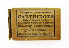 Original .31 Caliber Cartridges