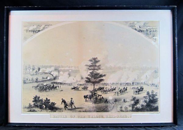 Battle of the Weldon Rail-Road