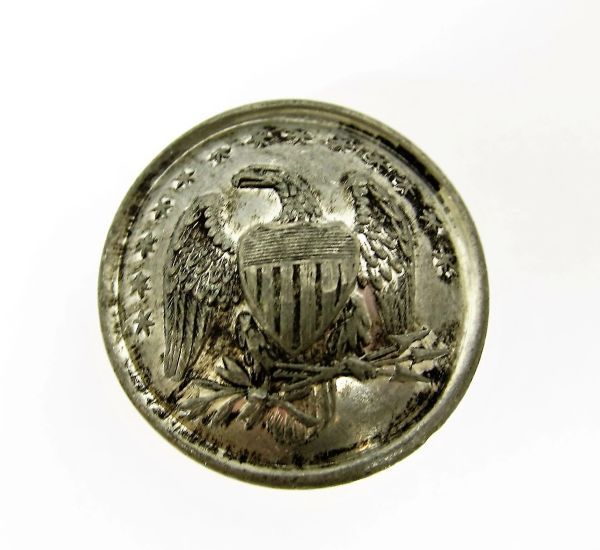 French Chasseur Coat Button