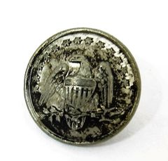 French Chasseur Cuff Button