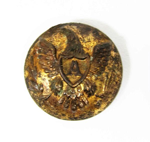 US Artillery Button