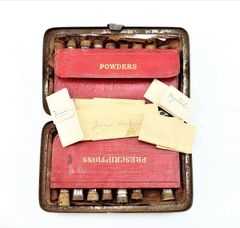Traveling Apothecary Wallet