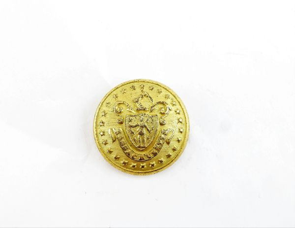 Massachusetts Officers Button