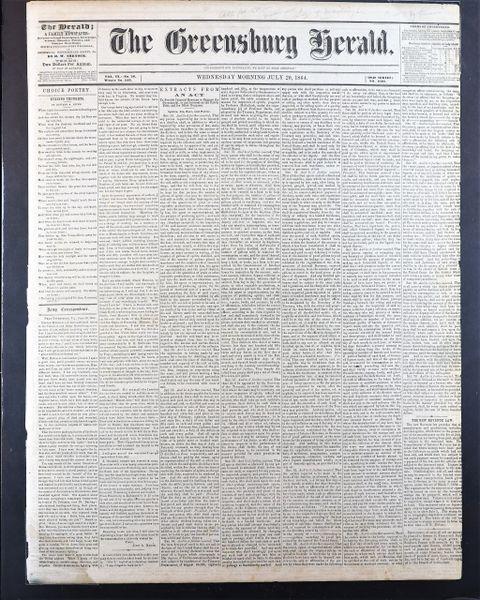 The Greensburg Herald