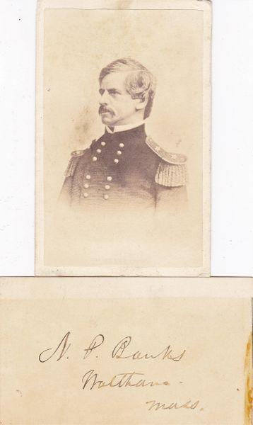 General Nathanial P. Banks