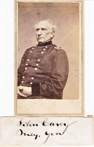 Major General Silas Casey