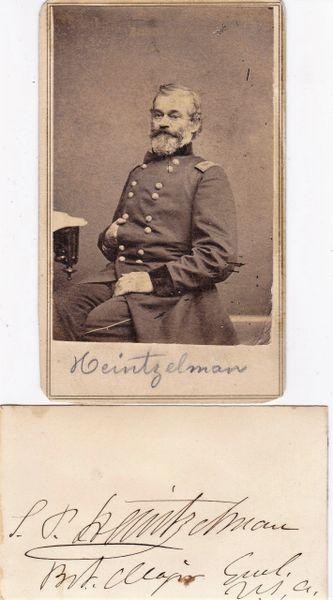Major General Samuel Peter Heinzelman