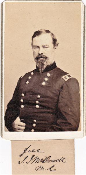Major General Irwin McDowell