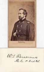 Major General William Starke Rosecrans