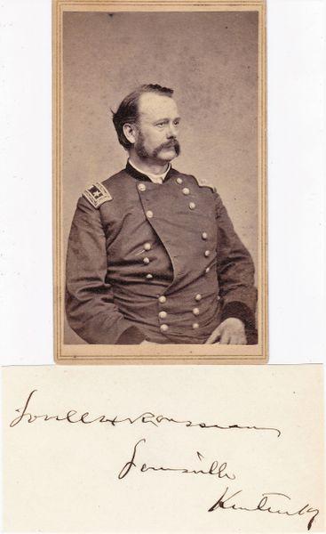 Major General Lovell Harrison Rousseau