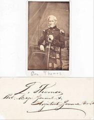 General Lorenzo Thomas