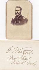 Major General Godfrey Weitzel