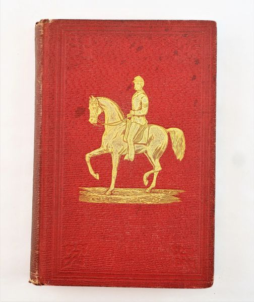 Rare Cavalry Manual Nolan's System for Training Cavalry Horses