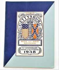 Gettysburg 75th Reunion Program