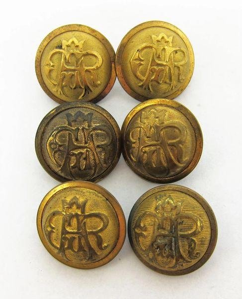 GAR, Union Veteran Coat Button