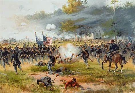 Antietam by Louis Prague