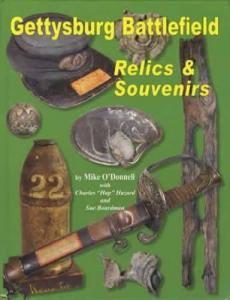 Gettysburg Battlefield Relics & Souvenirs