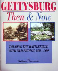 Gettysburg Then & Now