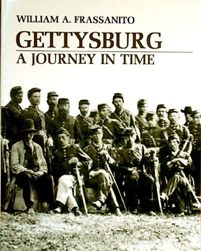Gettysburg A Journey in Time