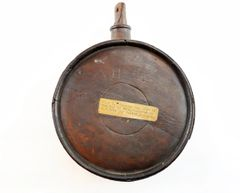 Confederate Wood Drum Canteen / On-hold