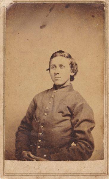 3rd Ohio Cavlary, John S. Rice