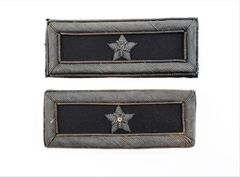 Civil War Brigadier General Shouldetr Boards