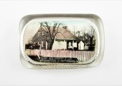 Gettysburg Paperweight - General Meade's Headquarters