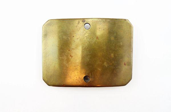 Militia Belt Plate