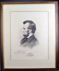 Abraham Lincon By Thomas Johnson