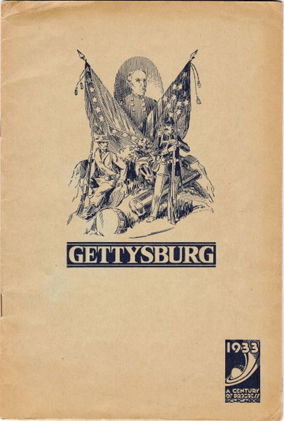 Gettysburg Cyclorama Program