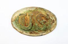 U.S. Box Plate - Gettysburg / HOLD
