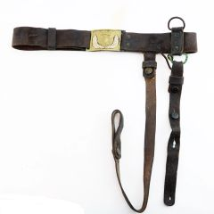 M1851 Buff Leather Sword Belt