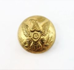 Cavalry Officer's Button From Gettysburg/ On-hold