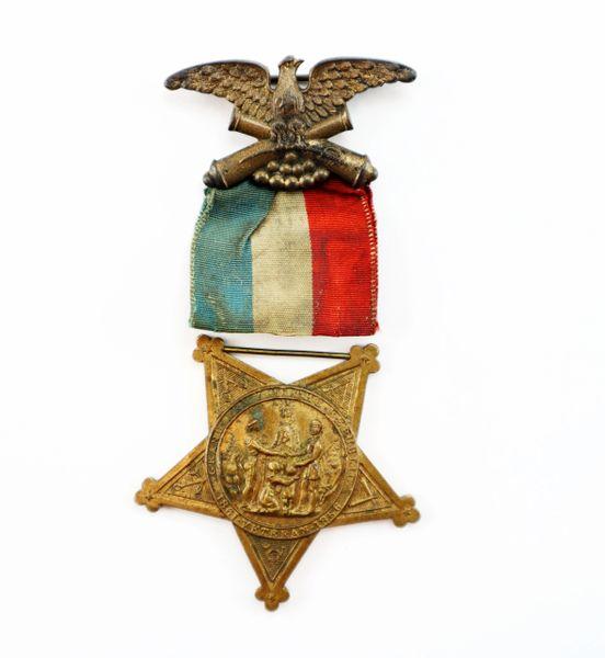 G.A.R. Membership Badge