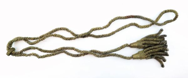 Mexican War Flag Cord